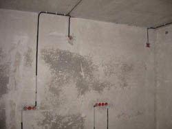 Электромонтажные работы в квартирах новостройках город Самара