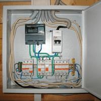 Монтаж, установка, замена, ремонт электрического щитка в Самаре. Ремонт электрощита Самара. Индивидуальный квартирный электрощит в Самаре