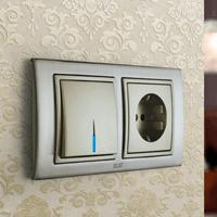Установка выключателей в Самаре. Монтаж, ремонт, замена выключателей, розеток Самара.